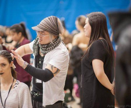 Ryerson Mass Exdo Fashion Show